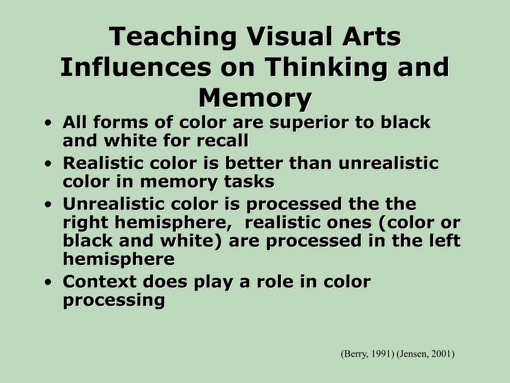 Teaching Visual Arts