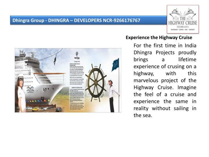 Dhingra group dhingra developers ncr 92661767672