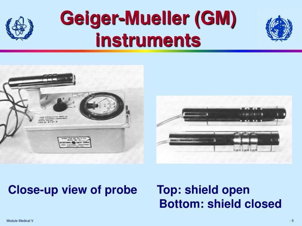 Geiger-Mueller (GM)