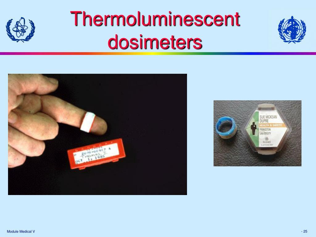 Thermoluminescent