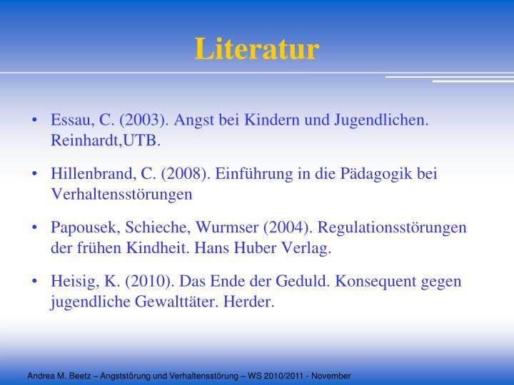 Literatur3