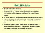evalsed guide17