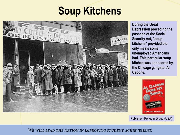 Atlanta Area Soup Kitchens