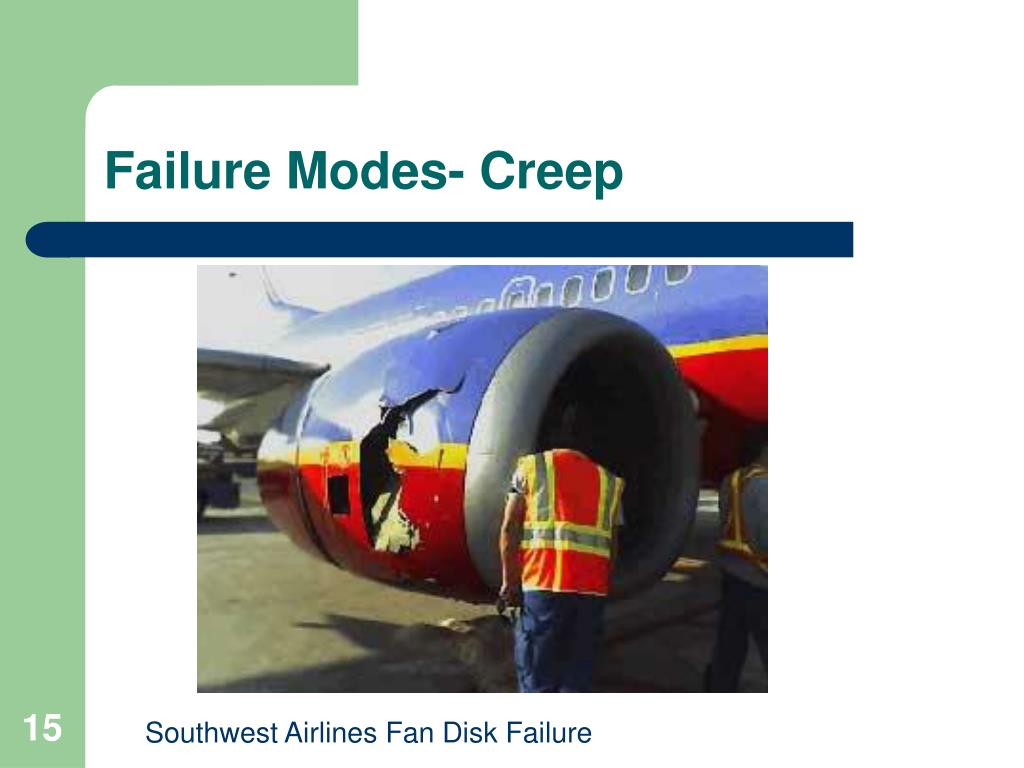 Ppt Aerospace Materials Failure Modes Powerpoint
