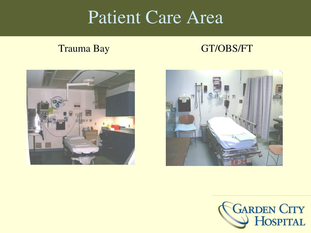 Ppt Garden City Hospital Emergency Services Orientation Powerpoint Presentation Id