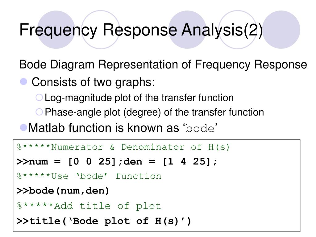 PPT - ECEN/MAE 3723 – Systems I PowerPoint Presentation - ID