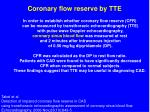 coronary flow reserve by tte23