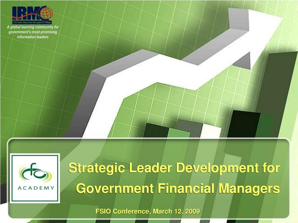 Strategic Leader Development for