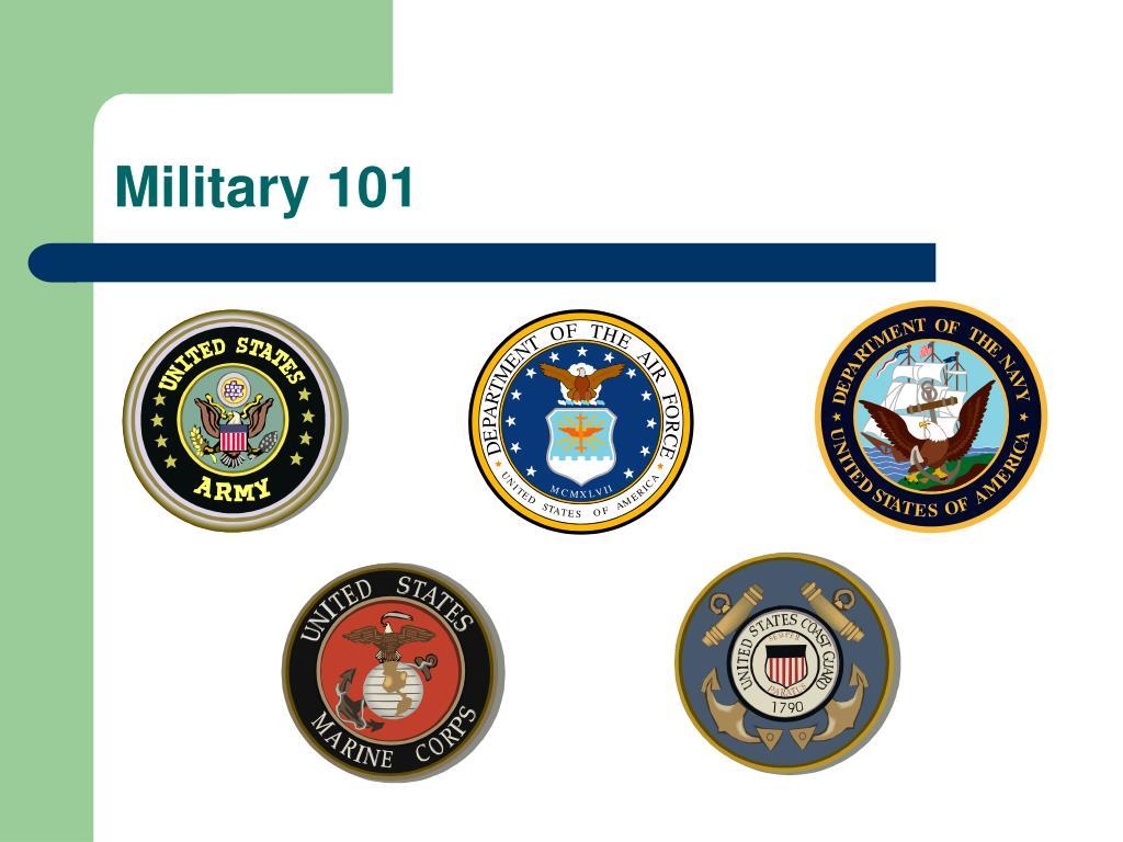 Military 101