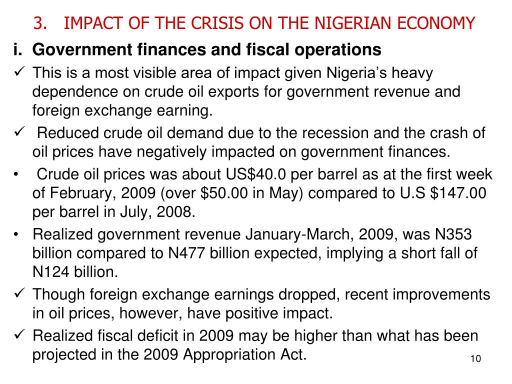 the impact of peace on the nigerian economy This research study titled ''the impact of computerization in the growth of nigerian economy'' contains concise and needed material.