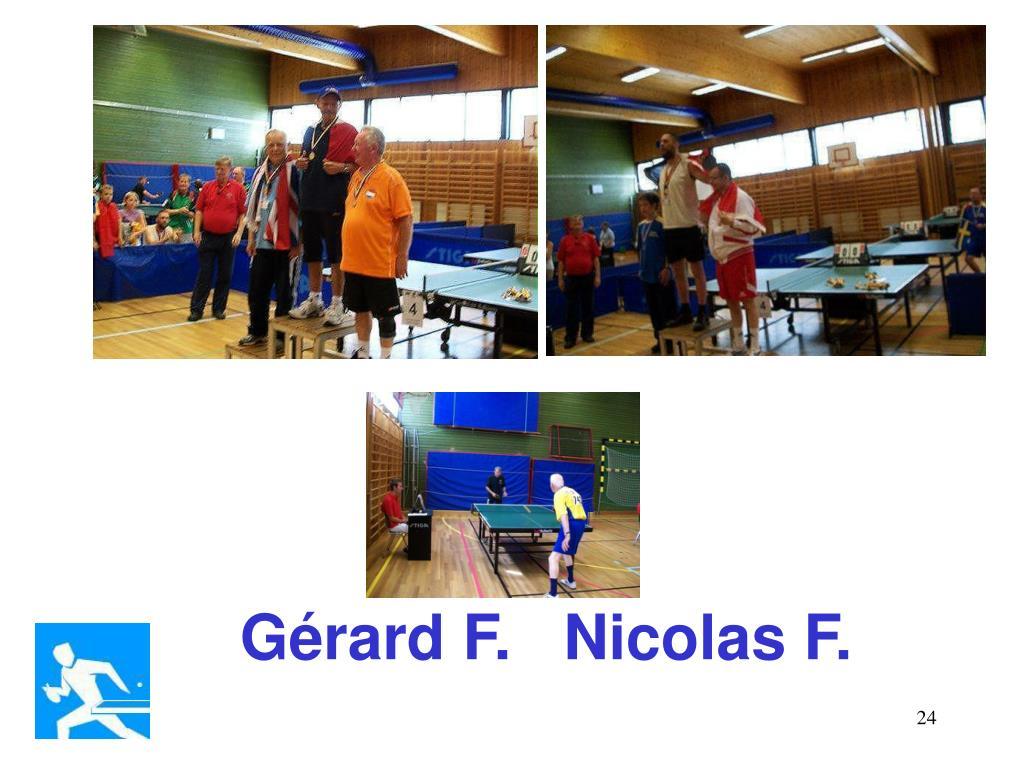 Gérard F.   Nicolas F.