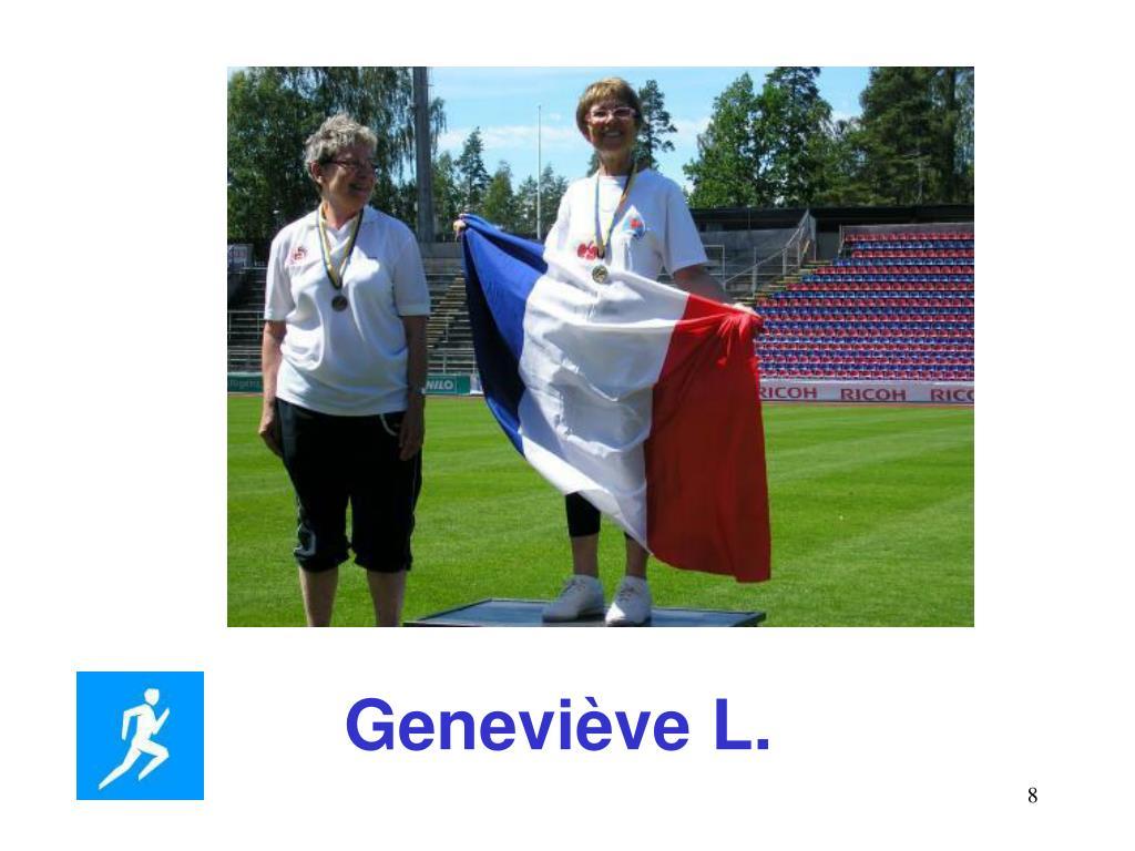 Geneviève L.