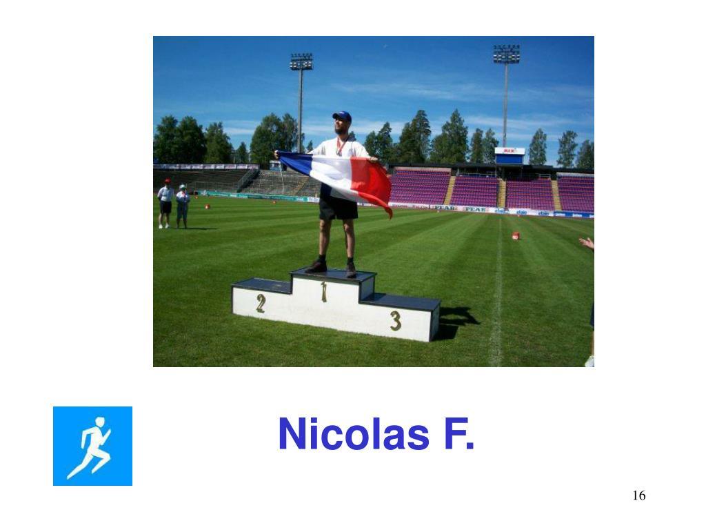 Nicolas F.