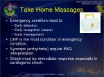 take home massages