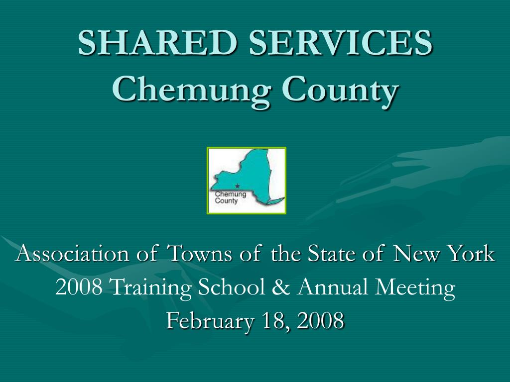 shared services chemung county l.