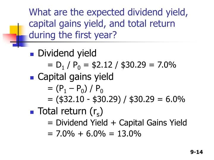 capital gains and dividends A dividend declared by a mutual fund which has experienced long-term capital gains shareholders report capital gain dividends as a long-term capital gain even if the mutual funds were held for less than a year.
