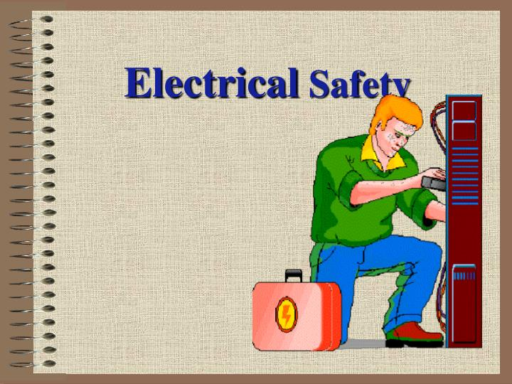 Ppt - Electrical Safety Powerpoint Presentation