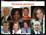 persona pictures