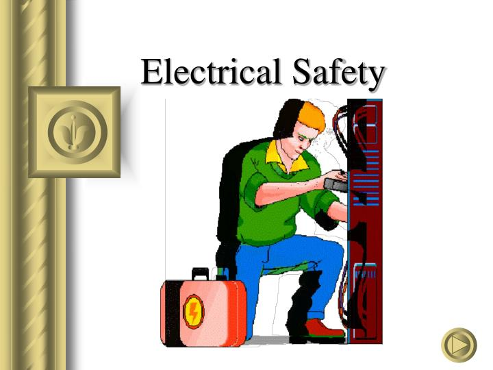 electrical safety n.