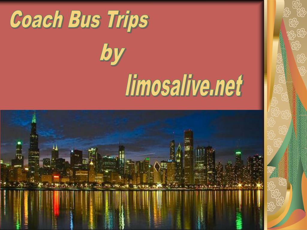 Coach Bus Trips