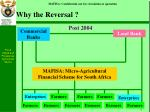 why the reversal5
