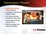 transmissive threats