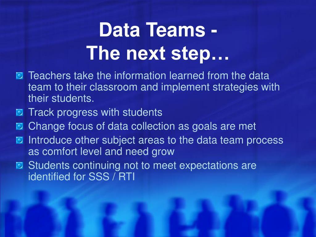 Data Teams -