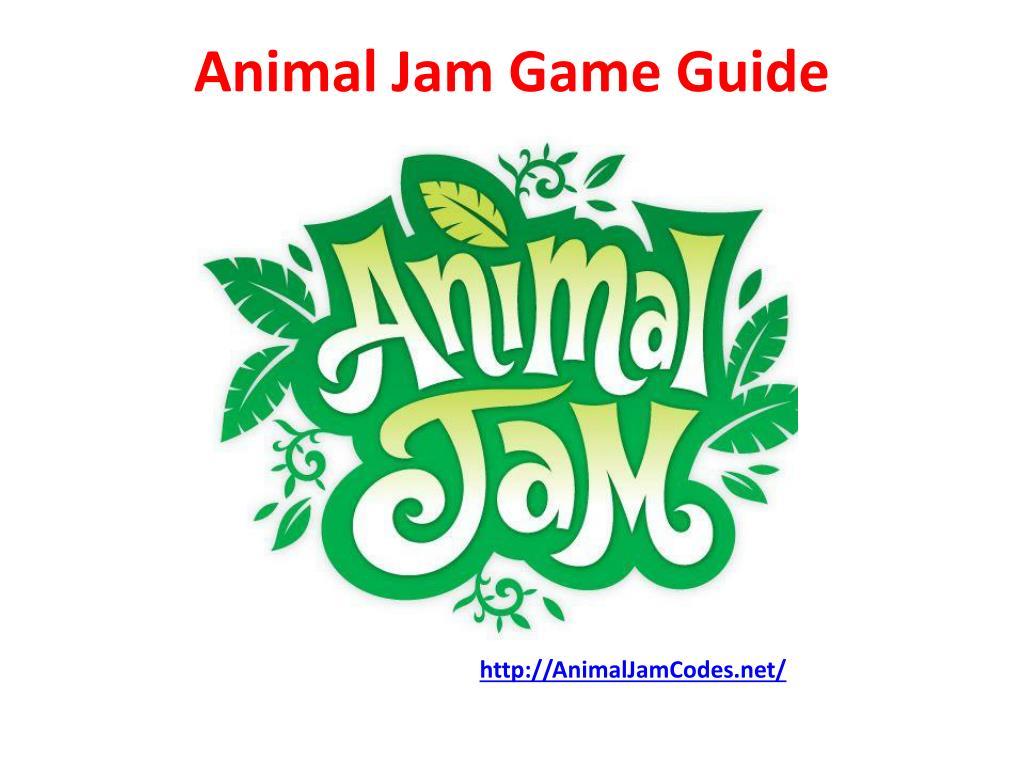animal jam game guide l.