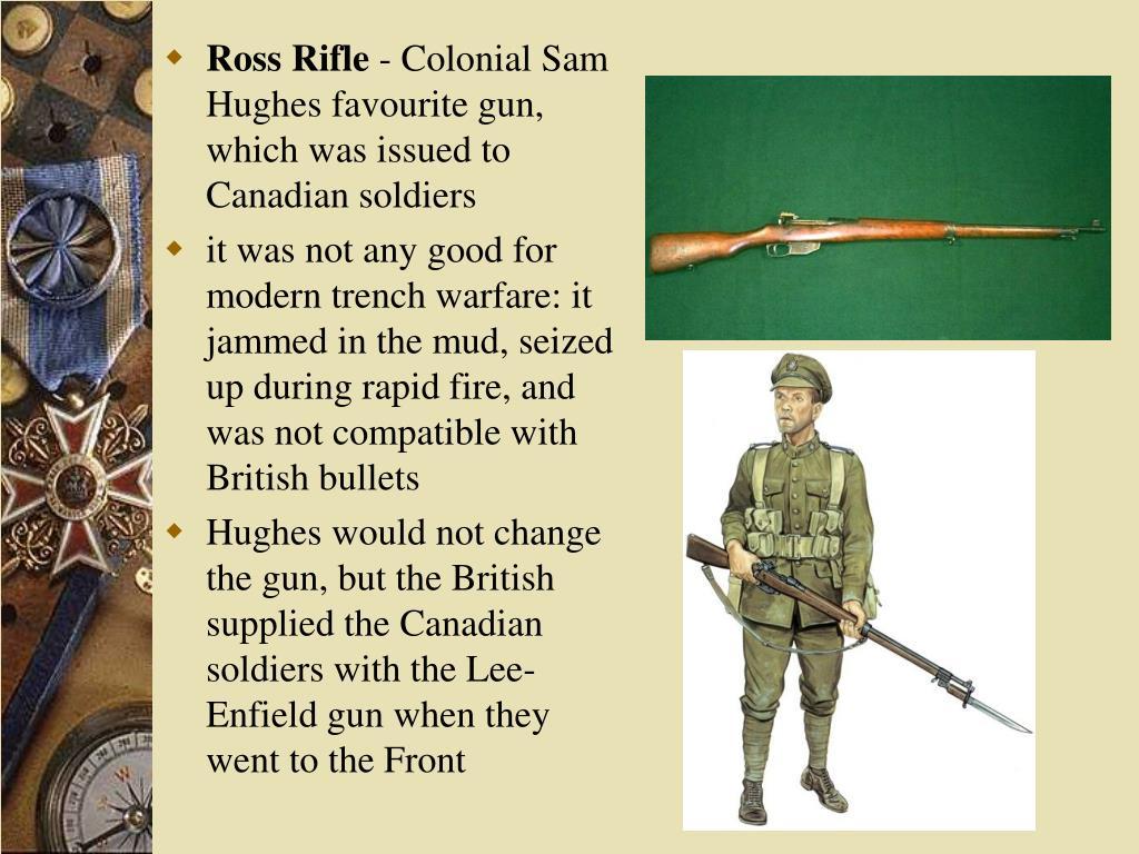 Ross Rifle