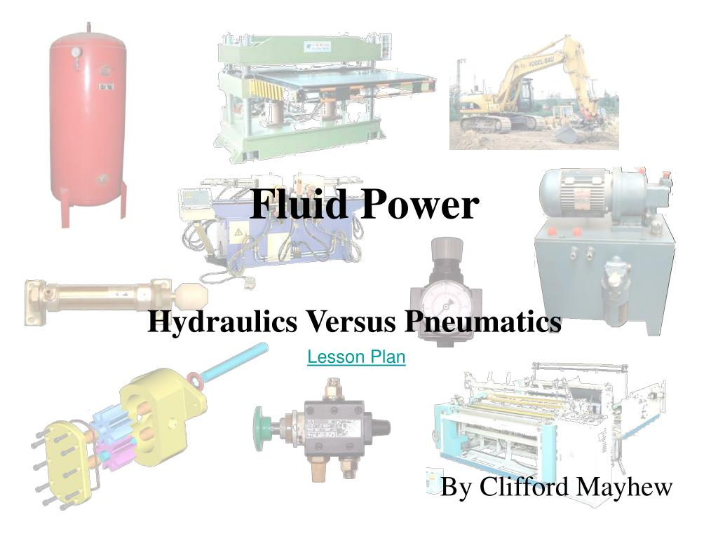 PPT - Fluid Power PowerPoint Presentation - ID:324137