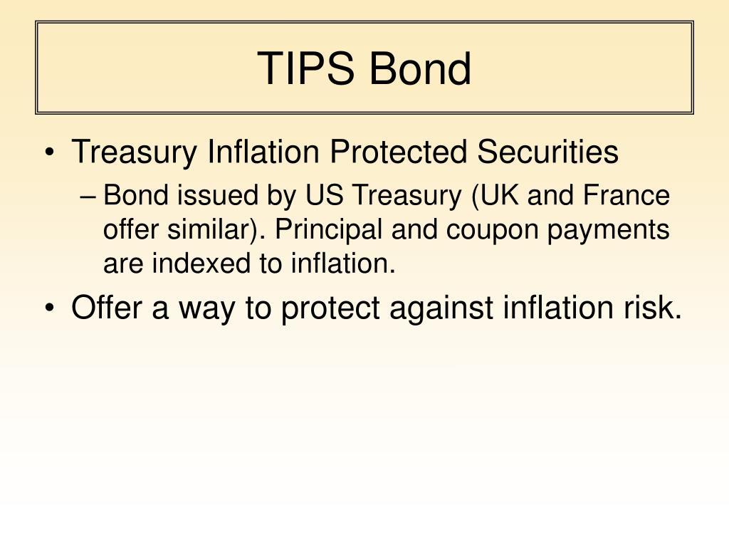TIPS Bond