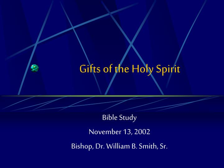 gifts of the holy spirit n.