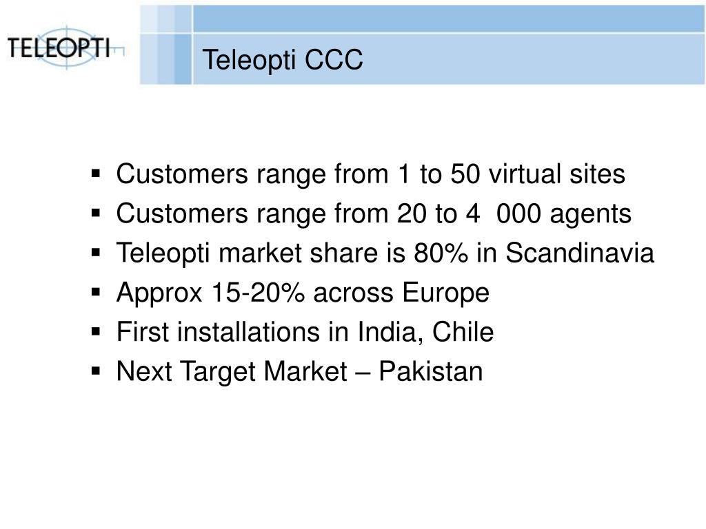 Teleopti CCC