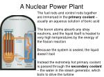 a nuclear power plant9