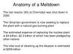 anatomy of a meltdown17