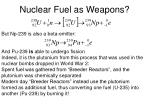 nuclear fuel as weapons25