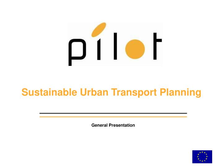 sustainable urban public transport planning in Iv sustainable urban transport technical document #13 about this publication this publication reviews urban mobility planning from various countries and showcases a growing number of.