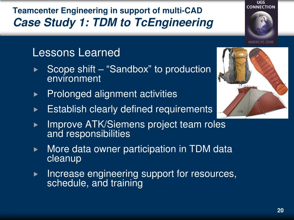 PPT - Teamcenter Engineering in support of multi-CAD Who is ATK