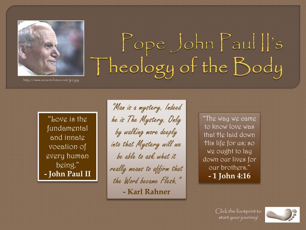 Pope John Paul II's