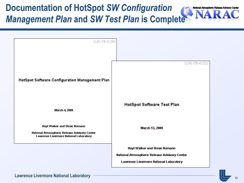 Documentation of HotSpot