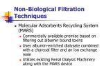non biological filtration techniques15
