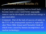 nuclear power benefits15