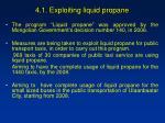 4 1 exploiting liquid propane