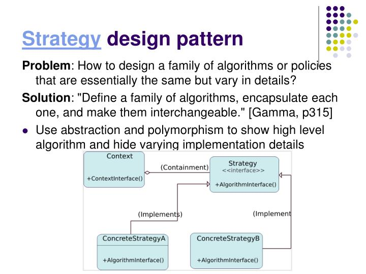 "PPT - Pure Fabrication and ""Gang of Four"" Design Patterns"