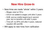 new hire grow in