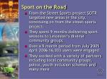 sport on the road23