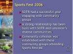 sports fest 200628
