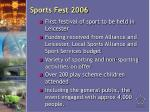 sports fest 200629