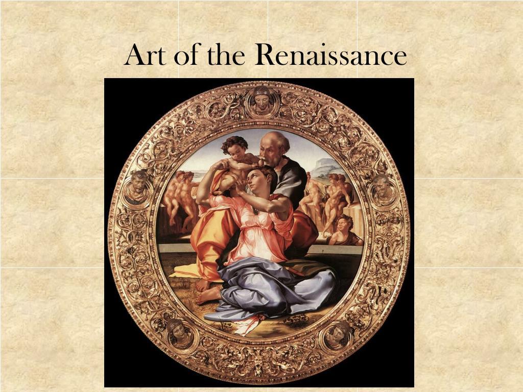 art of the renaissance l.