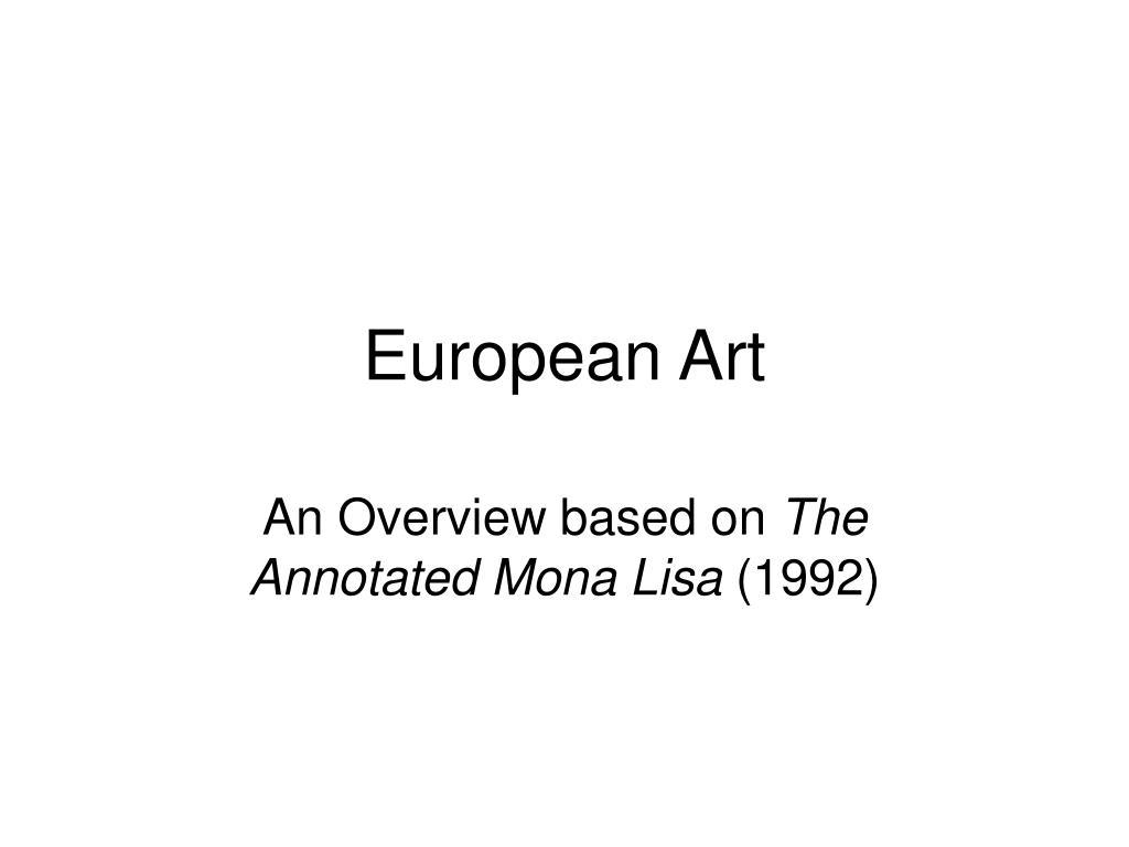 european art l.